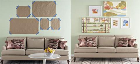 Como decorar tus paredes1