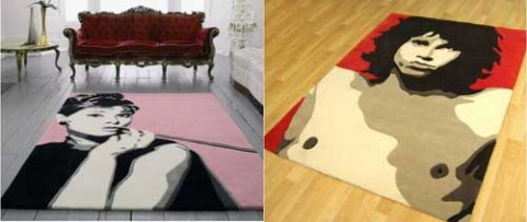 Famosos en tu alfombra2