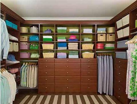Ideas para organizar o dise ar tu closet y vestidor - Como ordenar tu armario ...