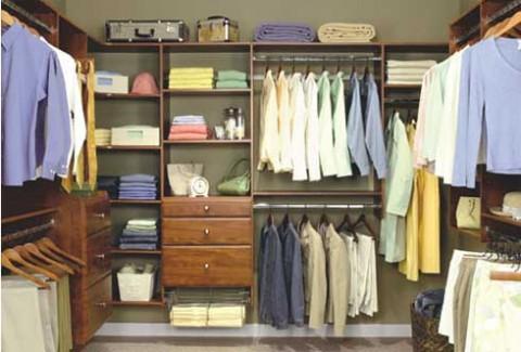 Ideas para organizar o dise ar tu closet y vestidor - Disenar un armario ...