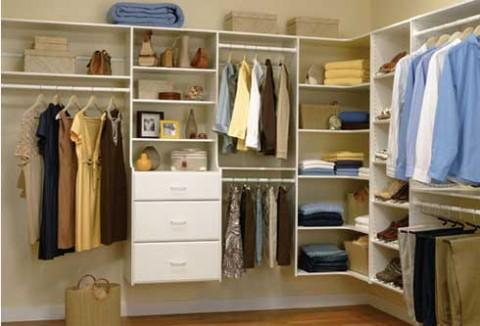 Ideas para organizar o dise ar tu closet y vestidor for Ideas de closets