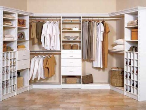 ideas para organizar o disear tu closet