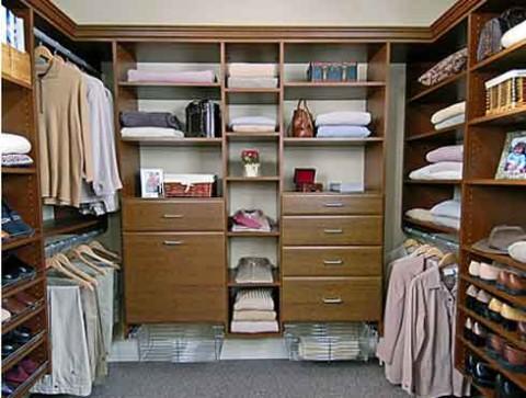 Ideas para organizar o diseñar tu closet-11