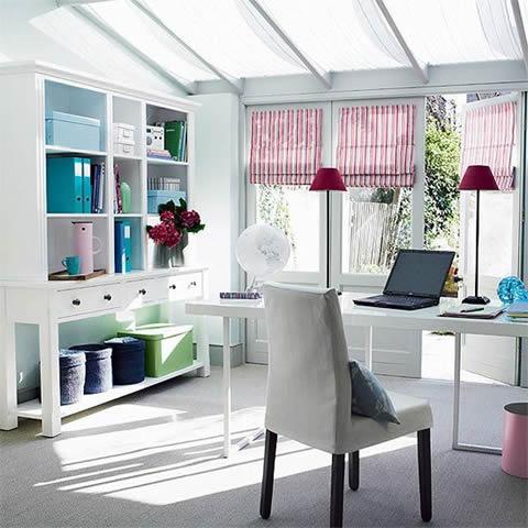 Oficinas en el hogar_ ideas muy femeninas para ellas-05
