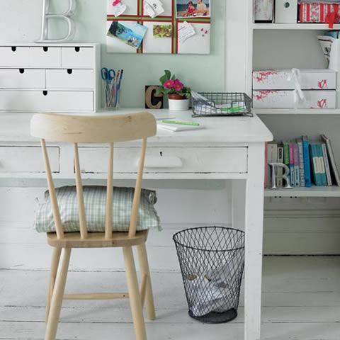 Oficinas en el hogar_ ideas muy femeninas para ellas-06
