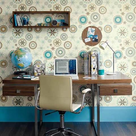Oficinas en el hogar_ ideas muy femeninas para ellas-11