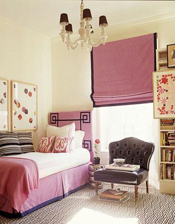 Rojo, rosado y lila en las habitaciones-03