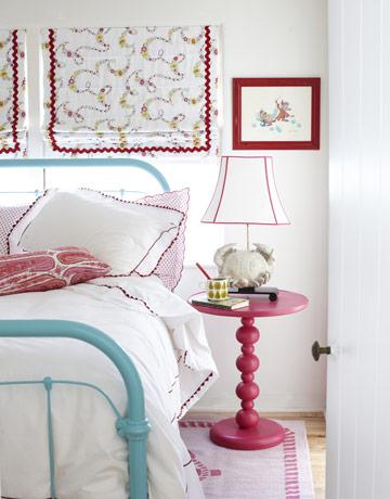 Rojo, rosado y lila en las habitaciones-17