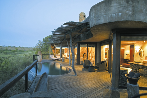 Singita, una reserva de lujo en África con una decoración impactante01
