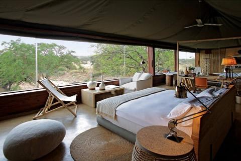 Singita, una reserva de lujo en África con una decoración impactante04