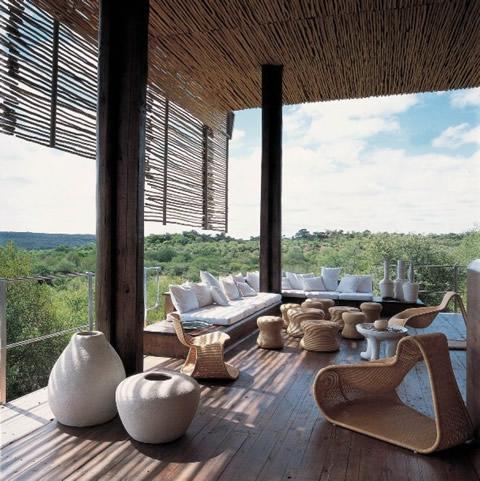 Singita, una reserva de lujo en África con una decoración impactante06