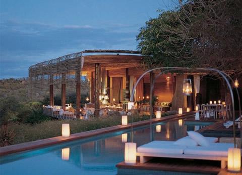 Singita, una reserva de lujo en África con una decoración impactante08