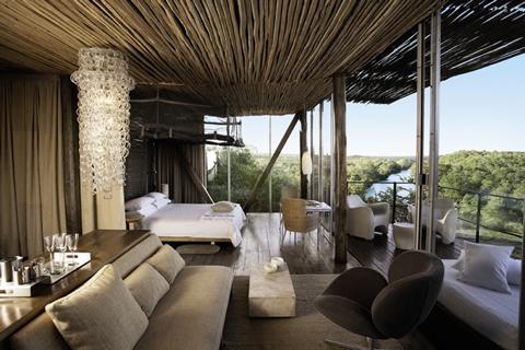 Singita, una reserva de lujo en África con una decoración impactante09