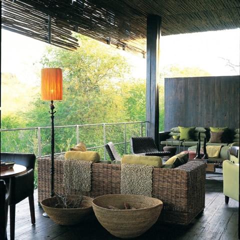 Singita, una reserva de lujo en África con una decoración impactante13