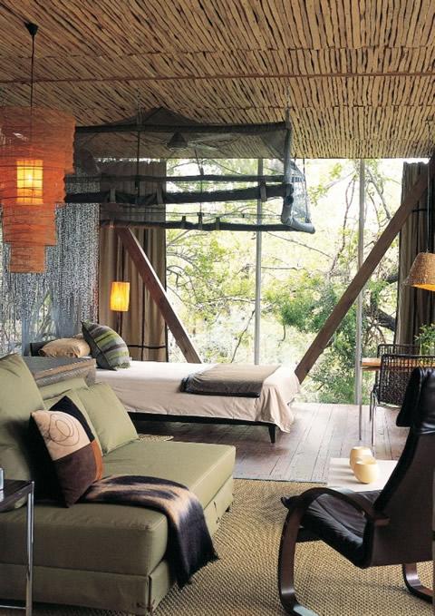 Singita, una reserva de lujo en África con una decoración impactante14
