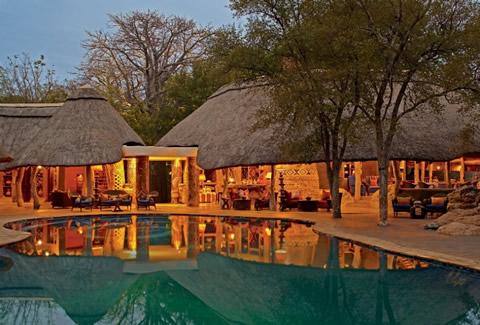 Singita, una reserva de lujo en África con una decoración impactante16