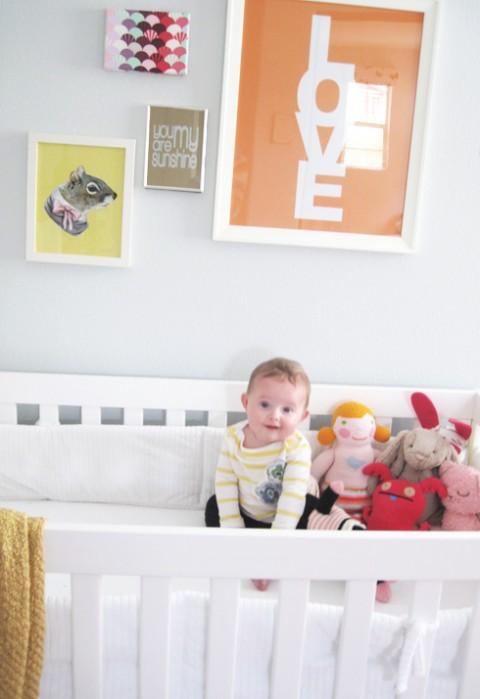 Una habitacion infantil que expresa amor1