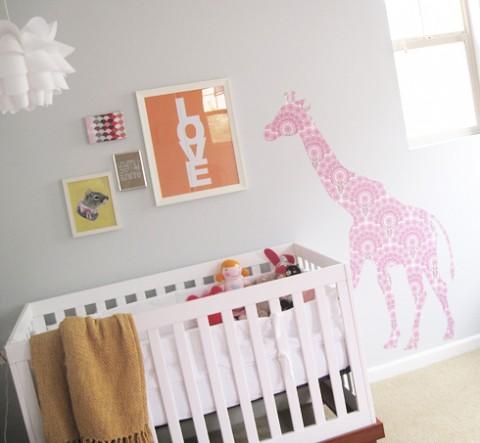 Una habitacion infantil que expresa amor2