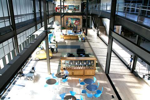 los interiores de los estudios de Pixar-01