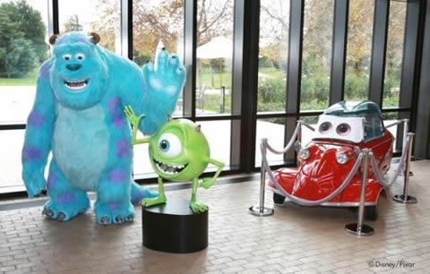los interiores de los estudios de Pixar-05