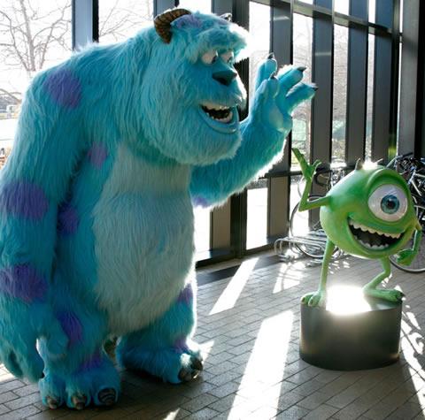 los interiores de los estudios de Pixar-06