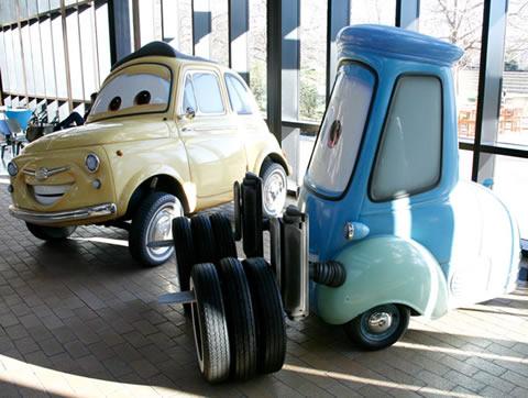 los interiores de los estudios de Pixar-07
