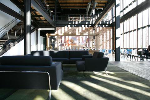 los interiores de los estudios de Pixar-14