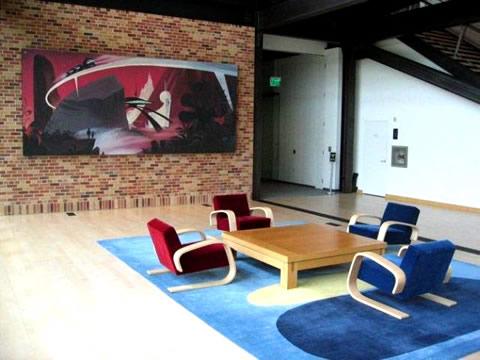 los interiores de los estudios de Pixar-17