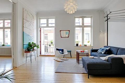 Un apartamento con encanto propio - Interiores con encanto ...