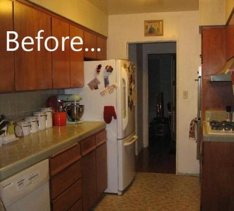 Ideas para la cocina una remodelacion encantadora for Remodelar cocina pequena