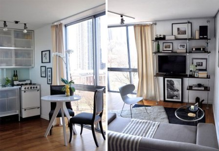 Ideas para espacios reducidos for Ideas de cocinas para espacios pequenos