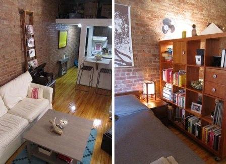 Ideas para espacios reducidos - Decoracion de espacios pequenos ...