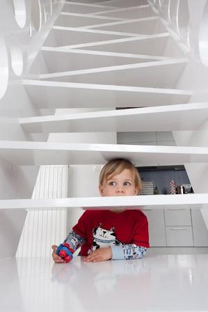 La escalera como centro de la decoracion - Foto 4