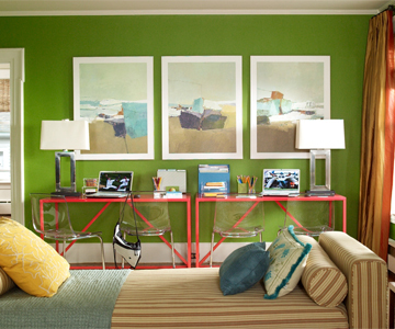 Salas Propuesta 1 Color verde - Foto 4