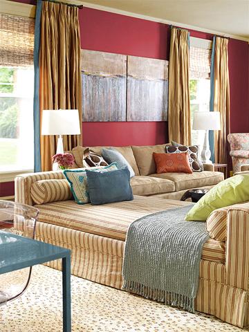 Salas Propuesta 2 Color rojo - Foto 1