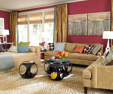 Salas Propuesta 2 Color rojo - Foto 2