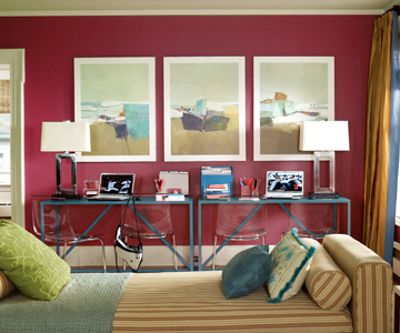 Salas Propuesta 2 Color rojo - Foto 4