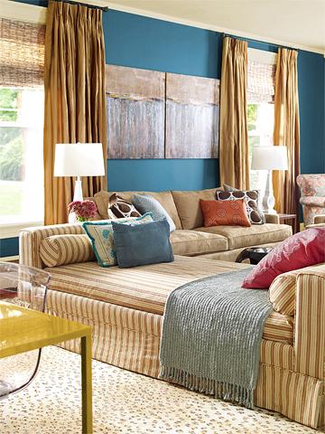 Salas Propuesta 4 Color azul - Foto 1