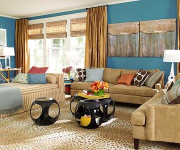 Salas Propuesta 4 Color azul - Foto 2