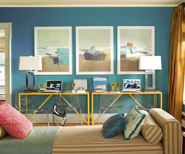 Salas Propuesta 4 Color azul - Foto 4