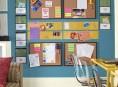 imagen Salas: una propuesta en cuatro colores