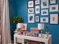 imagen Una casa colorida y femenina