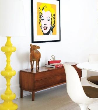 Apartamento con estilo pop art  - Foto 03