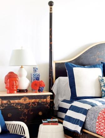 Detalles en Naranja, Azul y Blanco - Foto 7