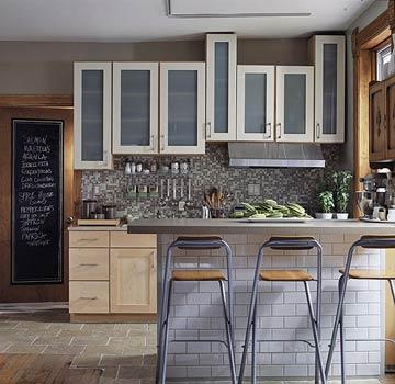 Ideas de Gabinetes de Cocina - Opcion 2