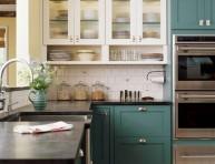 imagen 17 ideas de gabinetes de cocina