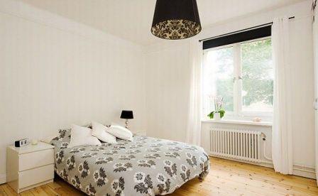 Estilo Escandinavo en las habitaciones - Opcion 03