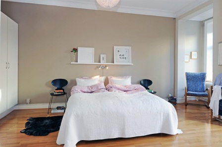 Estilo Escandinavo en las habitaciones - Opcion 11