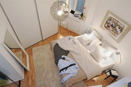 Estilo Escandinavo en las habitaciones - Opcion 12