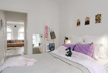 Estilo Escandinavo en las habitaciones - Opcion 13